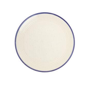 Piatto piano ceramica Rustic