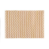 Wool kitchen mat