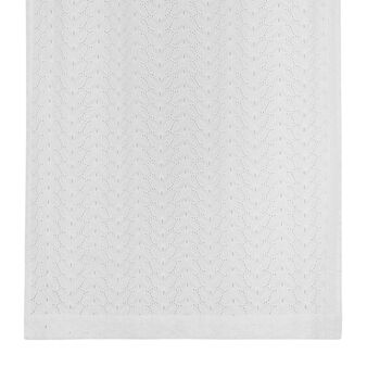 Sangallo cotton curtain with laces