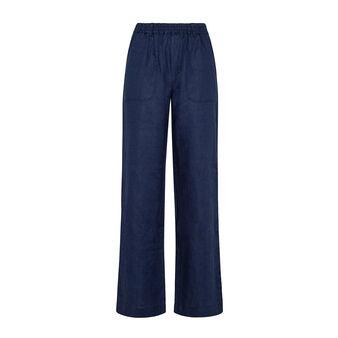 Pantalone morbido 100% lino Koan