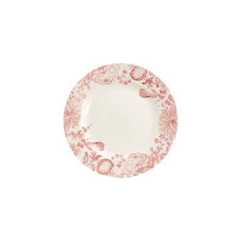 Blooms ceramic side plate