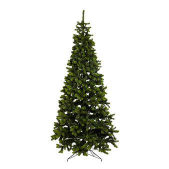 Slim Christmas tree, h 180 cm