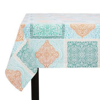 Tovaglia puro cotone stampa marocco