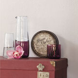 Glass in original Murano glass Compay by Zanellato / Bortotto