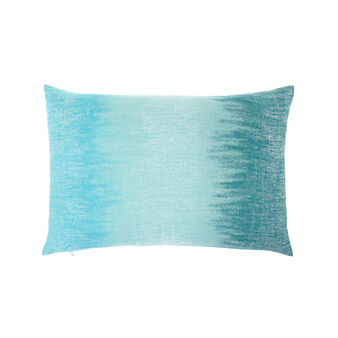 Cuscino cotone effetto degrade 35x55cm