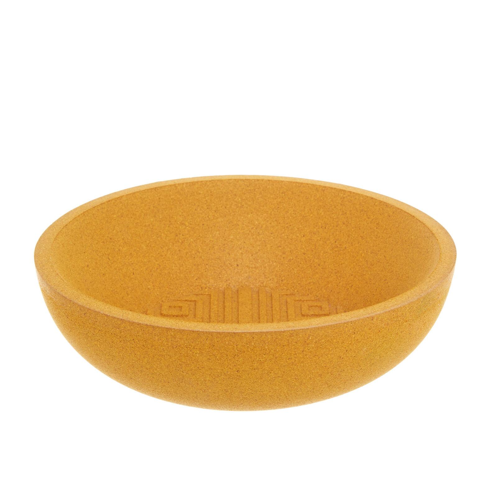 Portuguese natural cork bowl