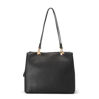 Shopping bag con zip Koan