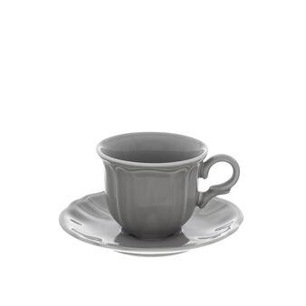 Glazed china tea cup