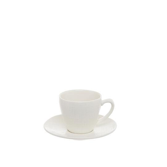 Tazza da caffè new bone china tinta unita