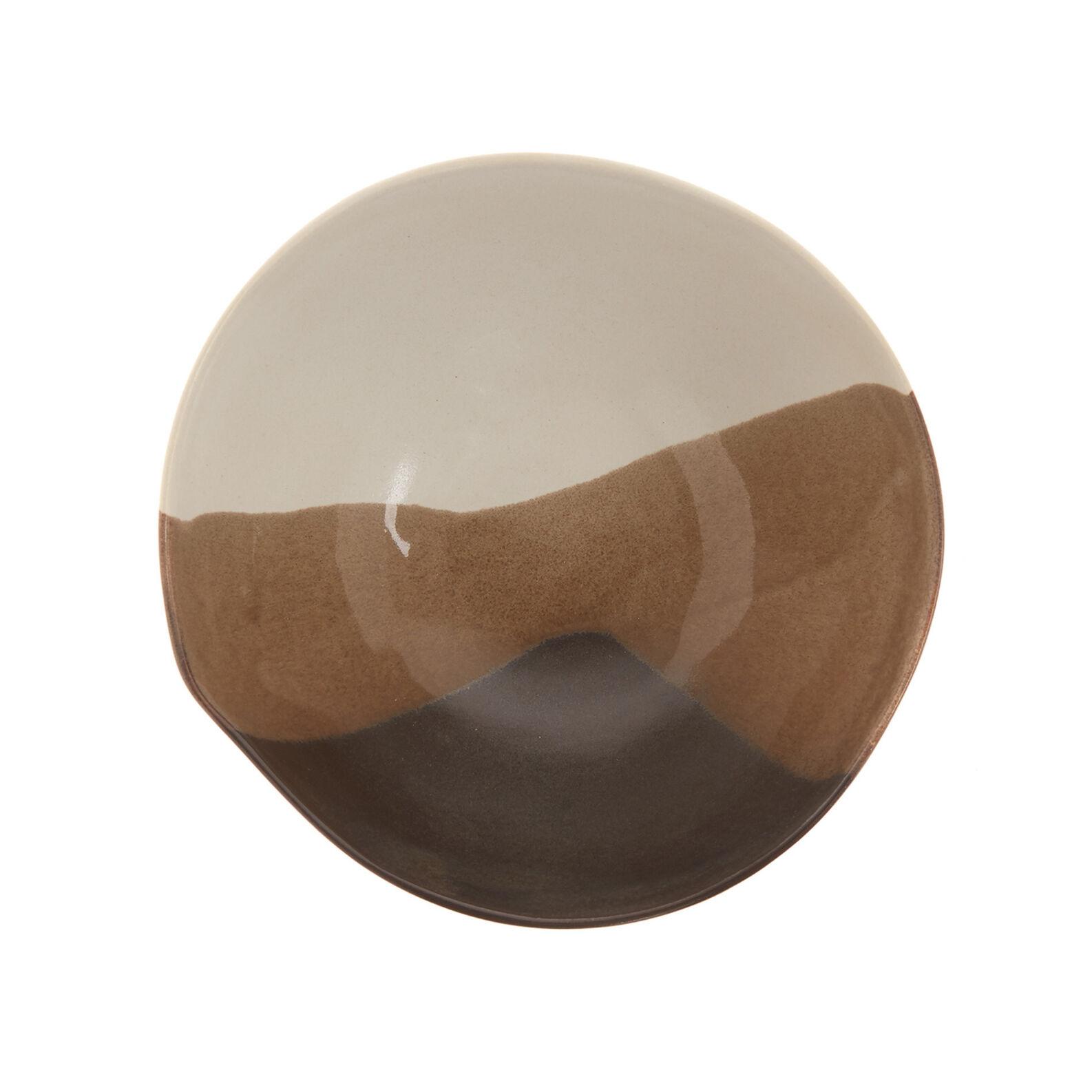 Terra small ceramic bowl