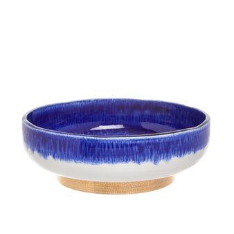 Vaso artigianale in ceramica portoghese