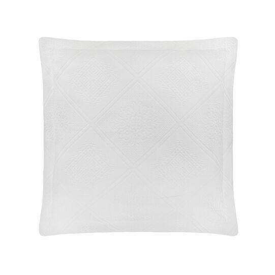Portofino jacquard cotton cushion
