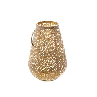 Lanterna in metallo fatta a mano