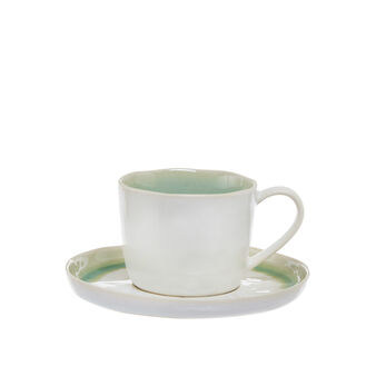 Claire ceramic tea cup