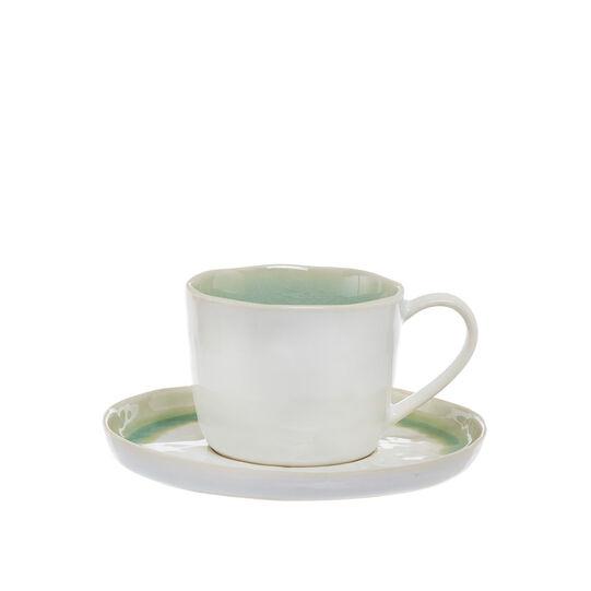 Claire ceramic tea cup