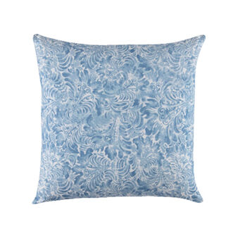 100% cotton cushion with all over print