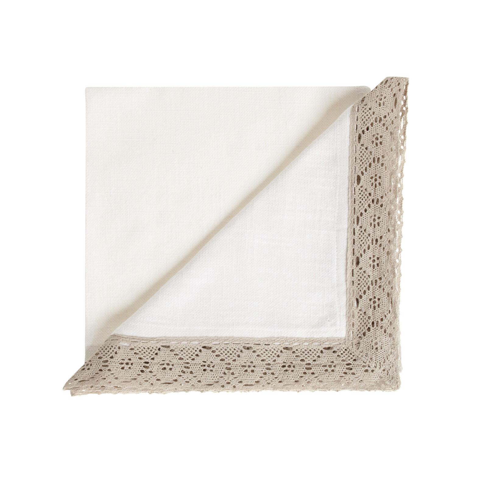 Burano Lace napkin