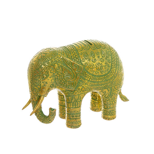 Salvadanaio elefante indiano