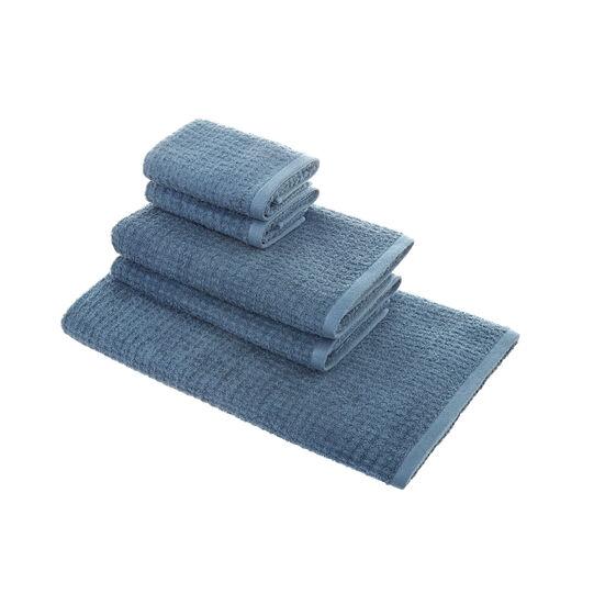 Set 5 asciugamani puro cotone
