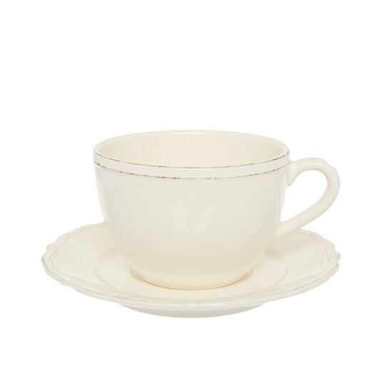 Dona Maria ceramic breakfast bowl
