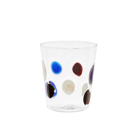 Tumbler in borosilicate glass