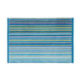 100% cotton velour striped towel