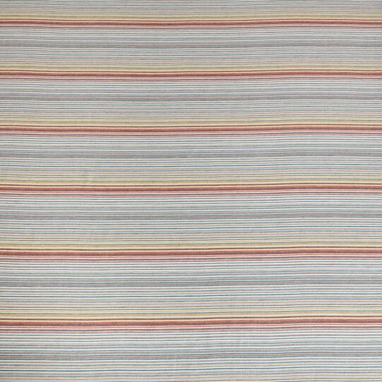 100% cotton striped tablecloth