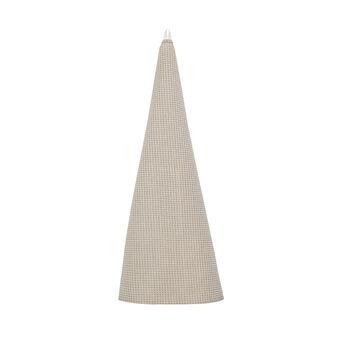 100% cotton striped tea cloth