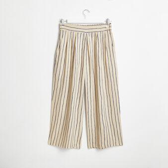 Viscose palazzo trousers
