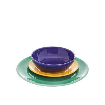 Nicola Fasano Grottaglie ceramic tableware range