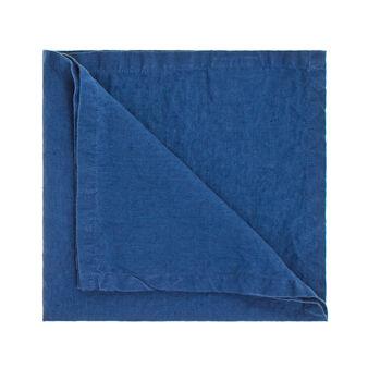 100% washed linen napkin