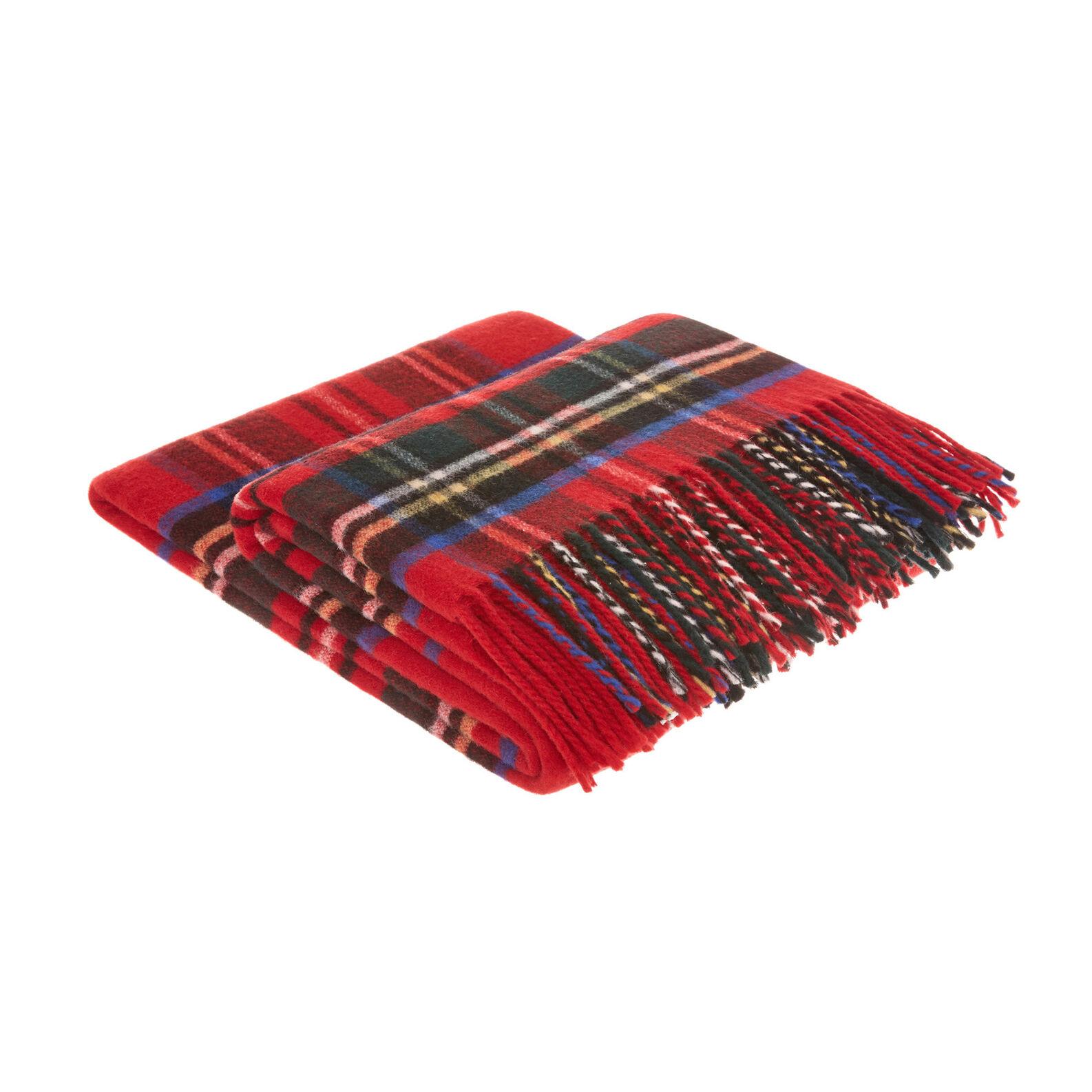 Plaid misto lana tartan