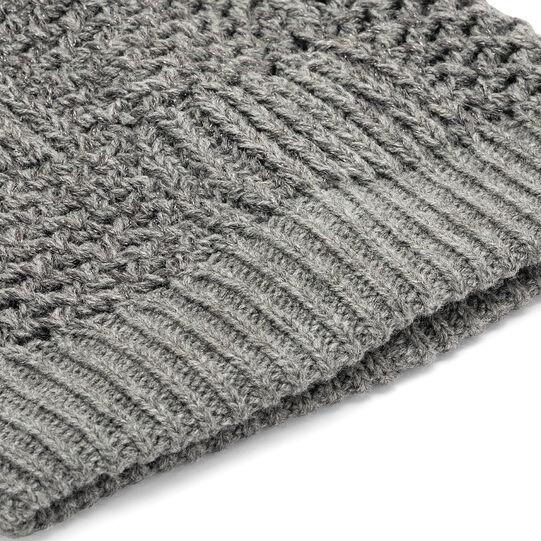 Koan perforated fabric hat