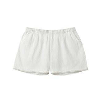 Shorts cotone leggero