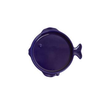 Piattino ceramica a pesce