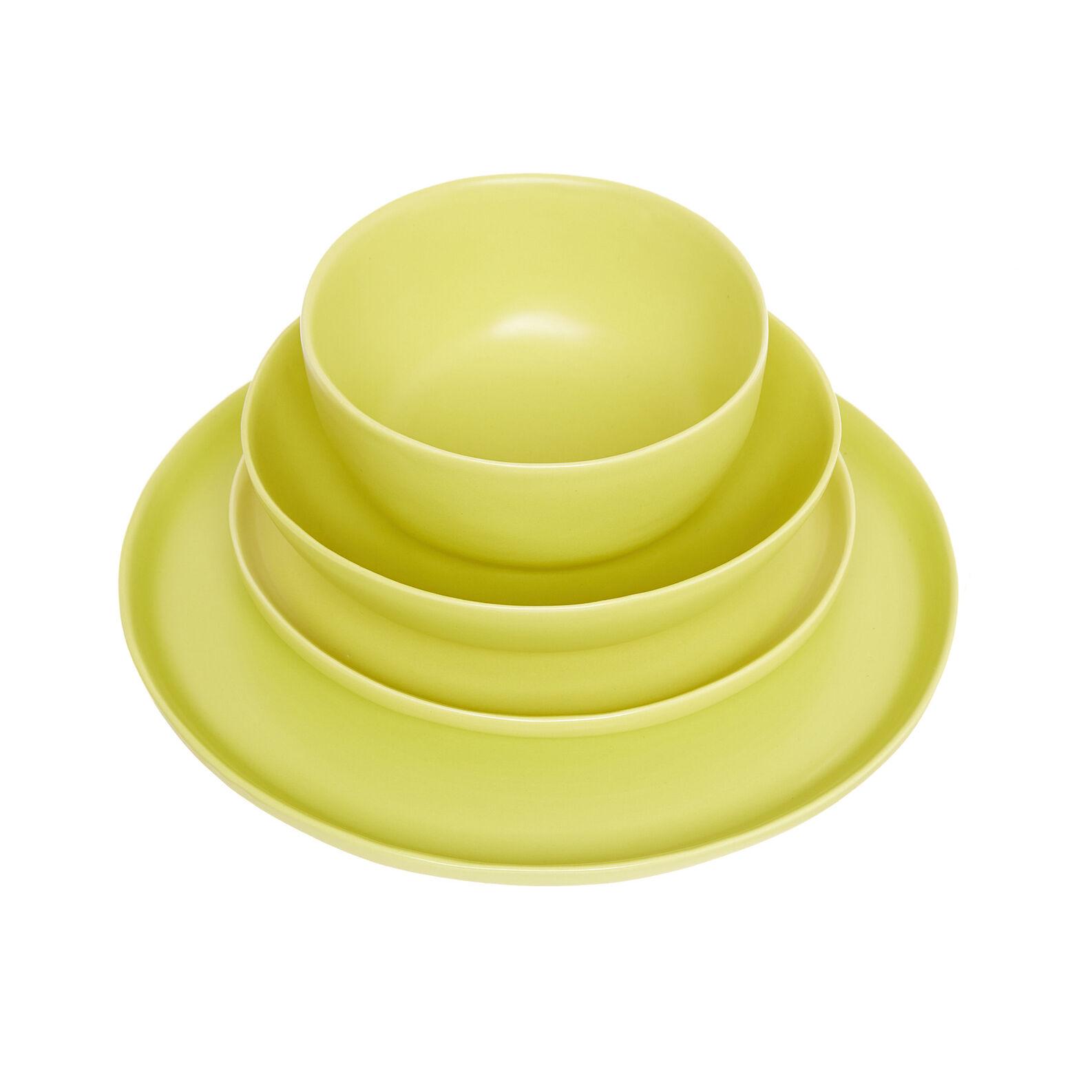 Small bowl in hard opaque ceramic