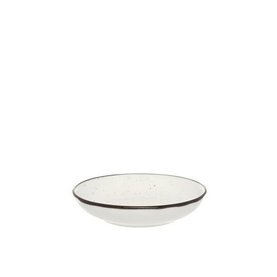 Ginerva porcelain saucer