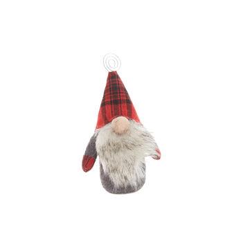 Segnaposto a renna in feltro