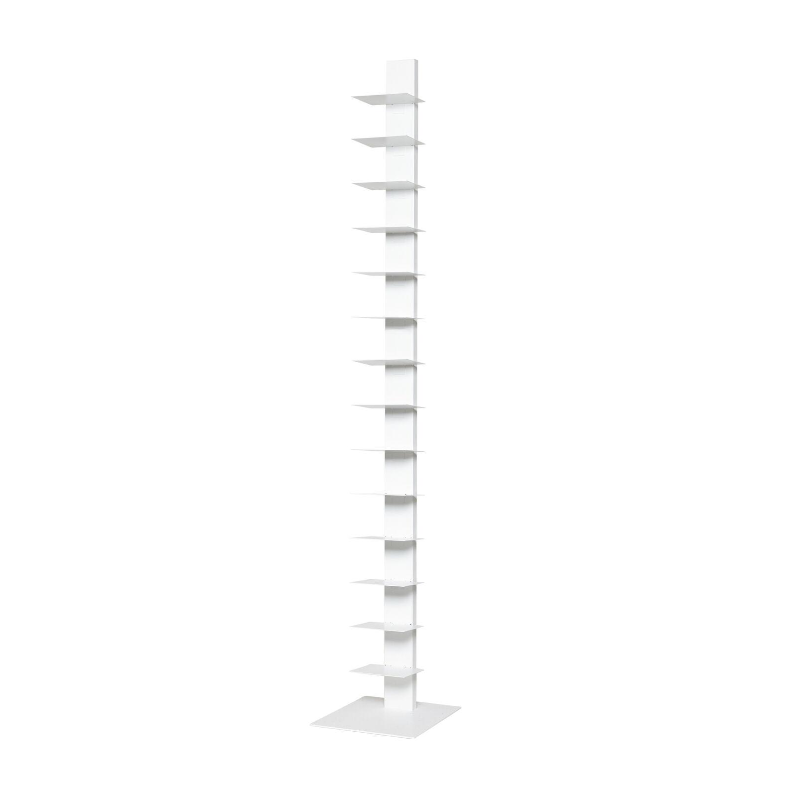 Libreria in acciaio Sapiens h202cm