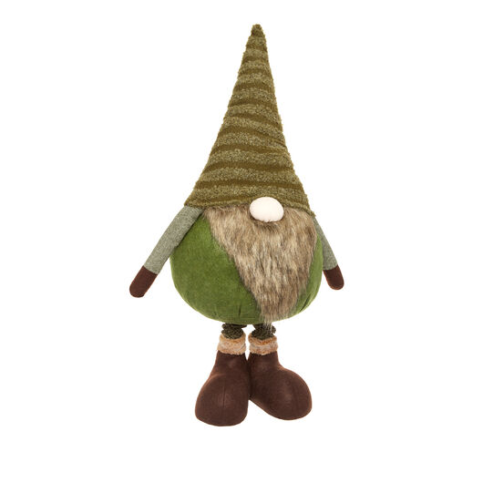 Decorative gnome soft toy H 110 cm