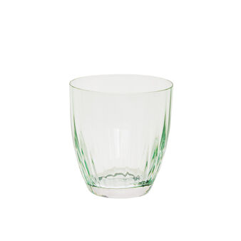 Optical-effect glass tumbler