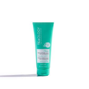 Teaology Clean Crema mani e corpo con antibatterico 75 ml
