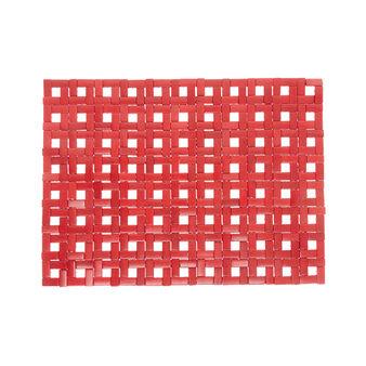 Bamboo mesh table mat