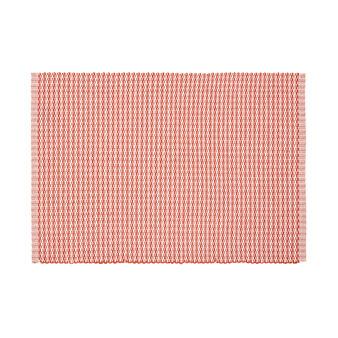 Tovaglietta cotone lavorazione geometrica