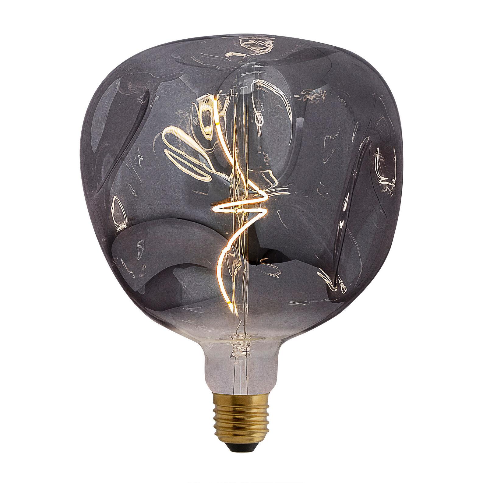 LEDbyLED Smoky Bumped bulb
