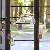 Murano blown glass bauble