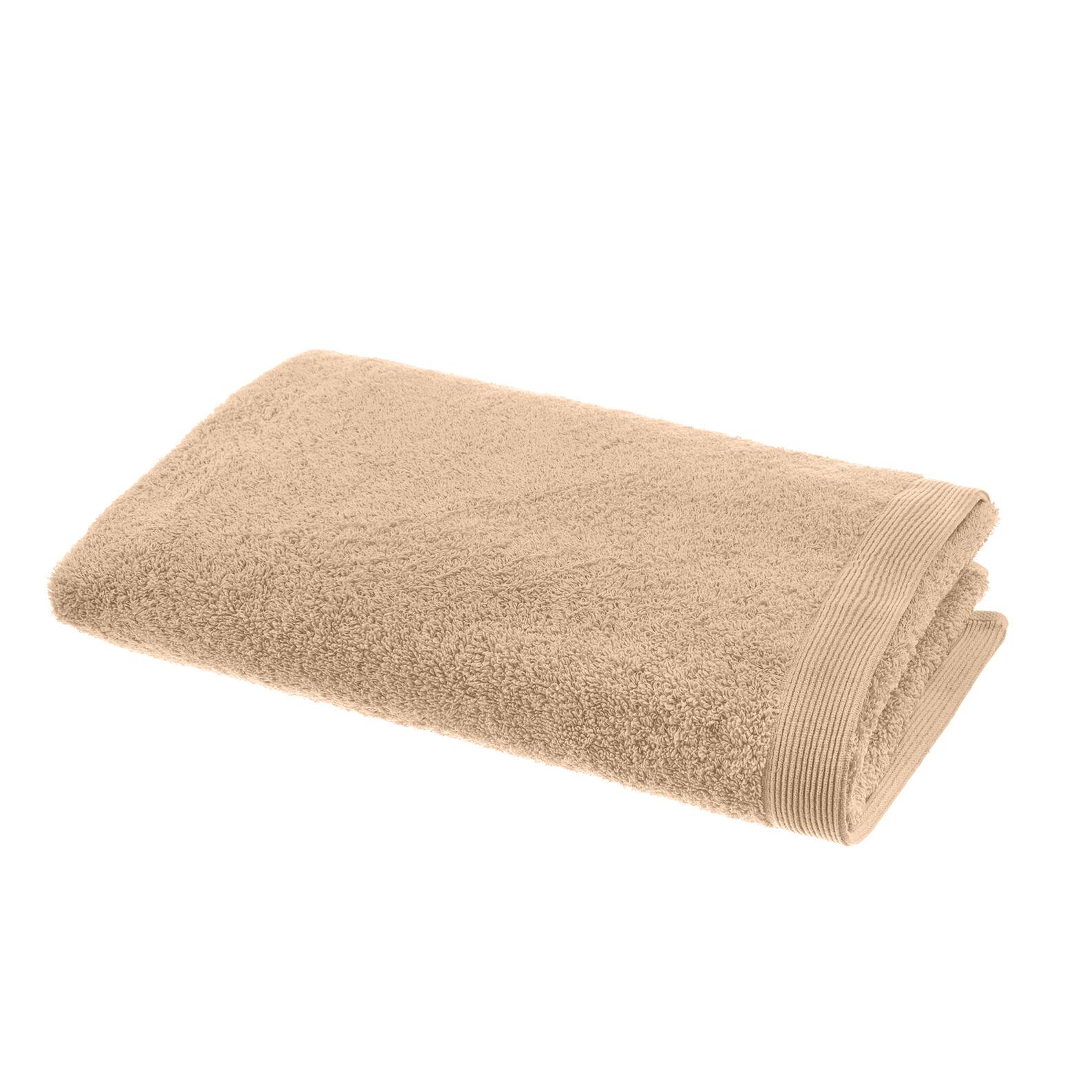 Asciugamano puro cotone con bordo rigato