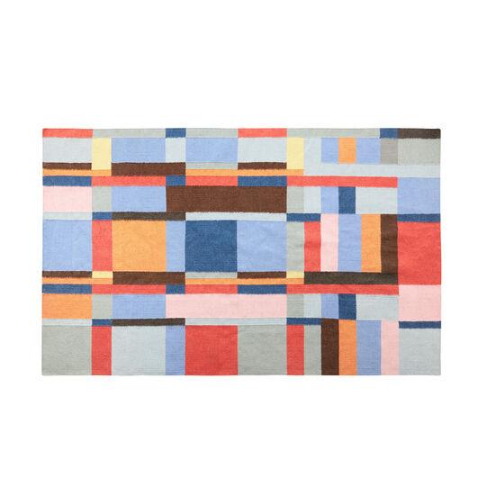 Tappeto Bauhaus lana e cotone - coincasa