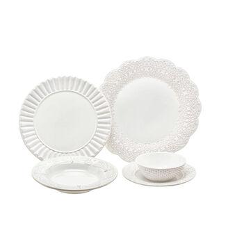 Linea tavola in ceramica Isabel
