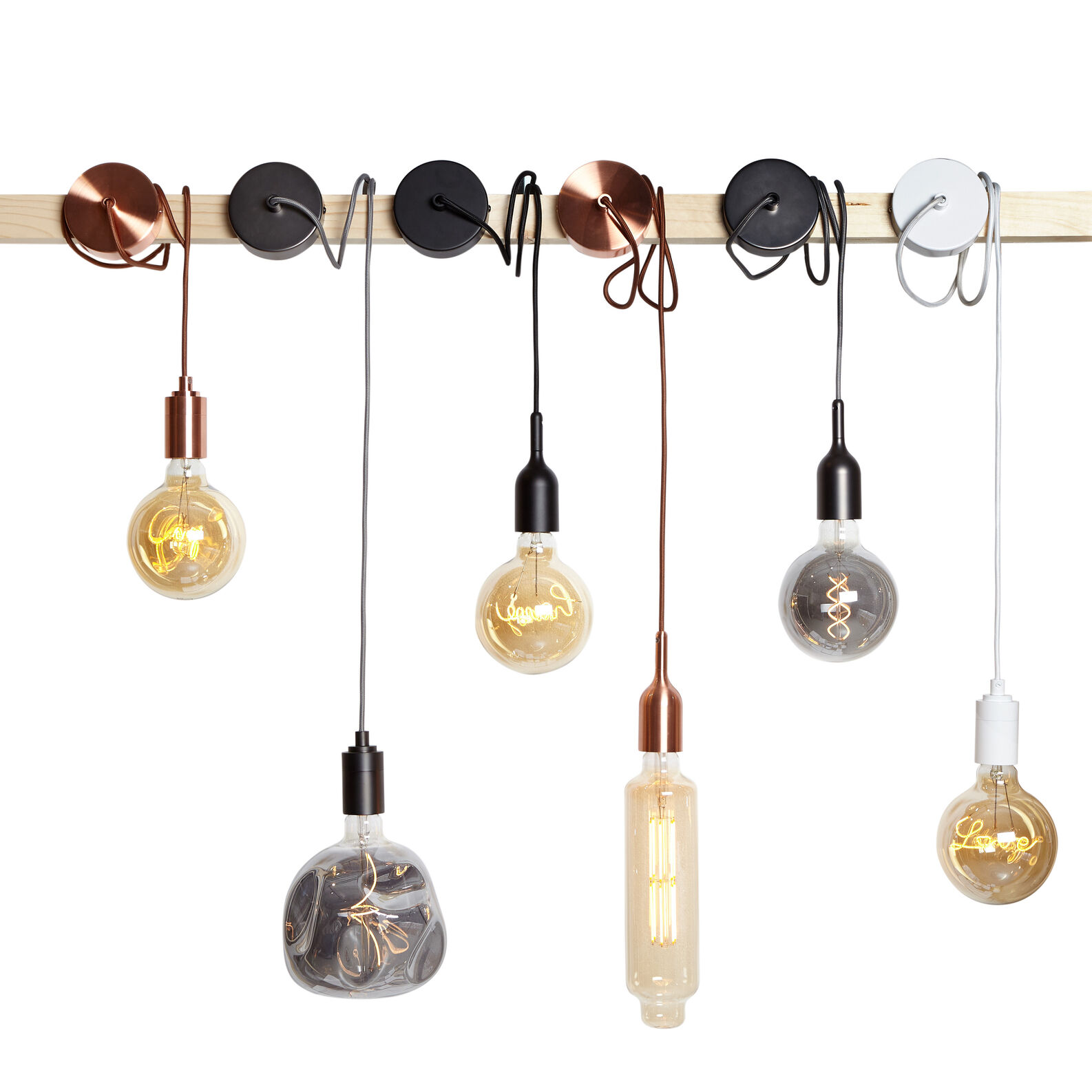 LEDbyLED Luxury suspension lamp